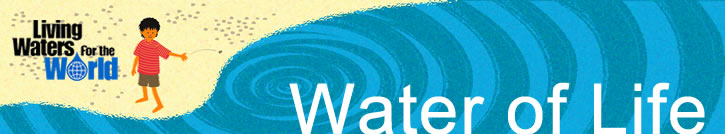 Water of Life masthead